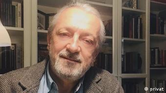 TMMOB Çevre Mühendisleri Odası Başkanı Ahmet Kahraman