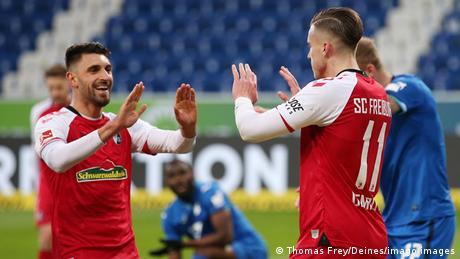 Soccer Bundesliga | SC Freiburg - Hoffenheim