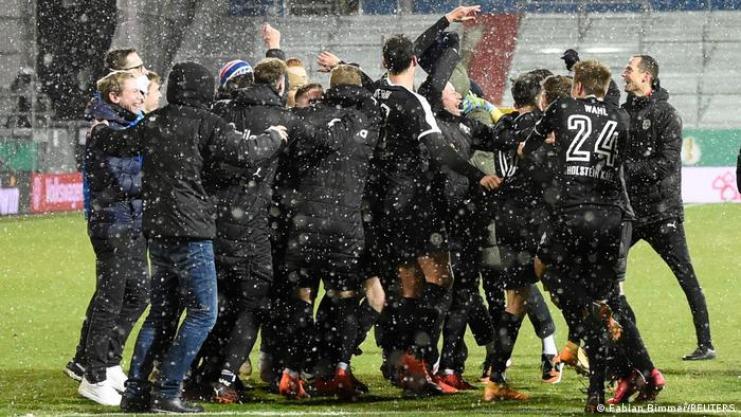 Kiel celebra una victoria histórica
