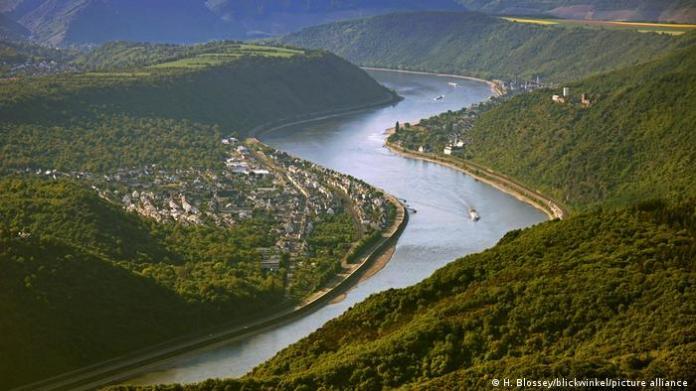 Bad Salzig in Rhineland-Palatinate