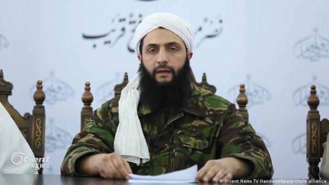 Nusra Cephesi lideri Ebu Muhammed El Golani