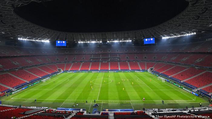 Budapest — Ferenc Puskas Stadium