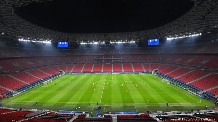 Budapest Stadium
