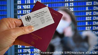 Ψηφιακό διαβατήριο εμβολιασμού για όλους τους Ευρωπαίους;