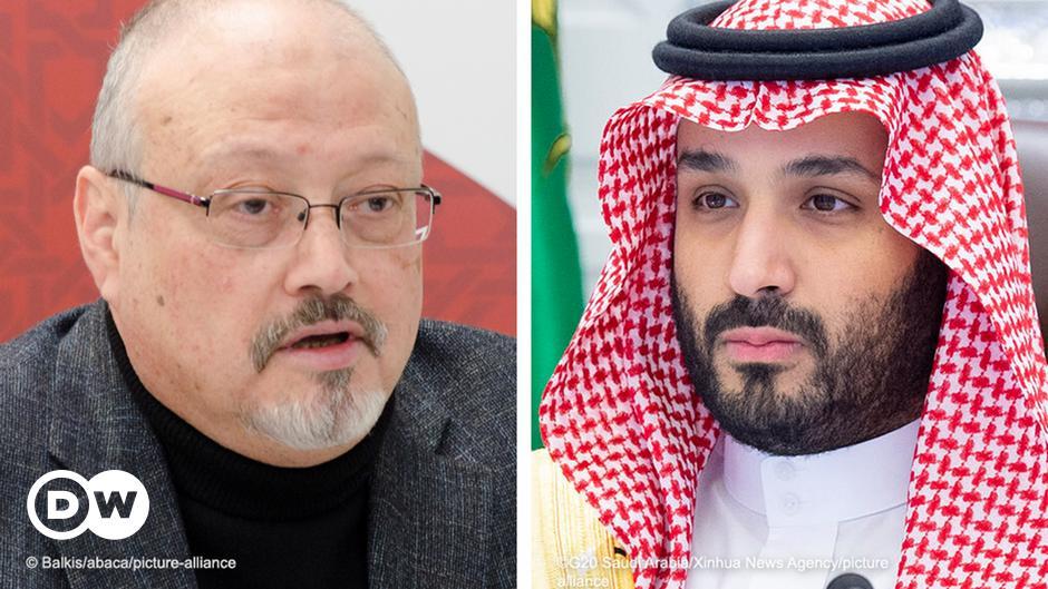美国声称沙特王储批准卡舒吉暗杀案,否认沙特阿拉伯|美国 Deutsche Welle从德国引进德国|  DW
