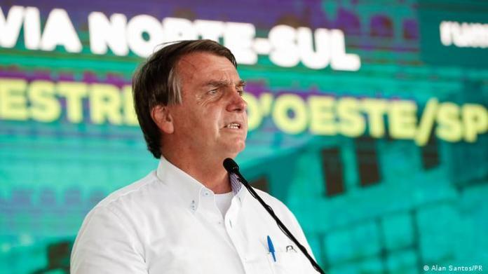 President Jair Bolsonaro