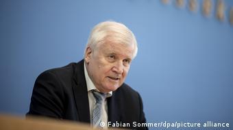 Almanya İçişleri Bakanı Horst Seehofer
