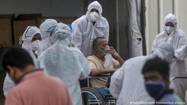 مأساة كورونا.. الغرب يهب لمساعدة الهند في مواجهة الوباء | أخبار DW عربية |  أخبار عاجلة ووجهات نظر من جميع أنحاء العالم | DW | 27.04.2021
