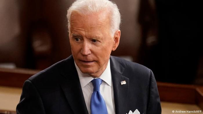 Biden's rhetoric on Russia has grown tougher