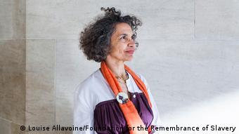 Dominique Taffin, director of the Foundation for the Remembrance of Slavery