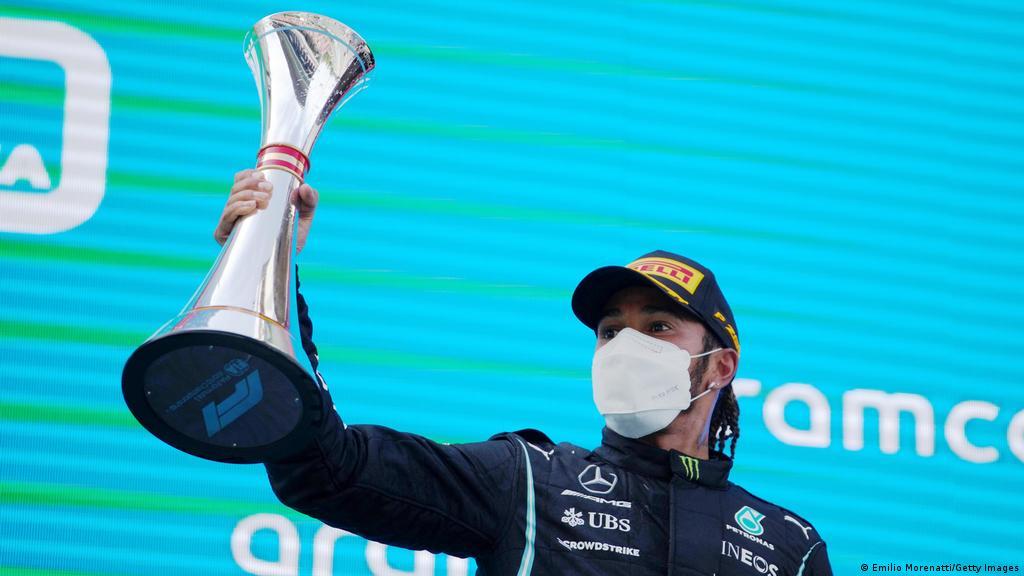 F1: వరుసగా అయిదోసారి హామిల్టన్ కైవసం