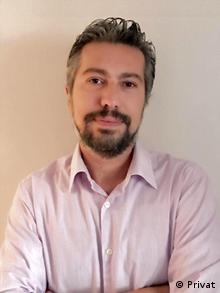 Türkei Atahan Celebi Head strategist STRFS