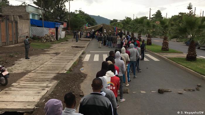 Parlamentswahl in Äthiopien