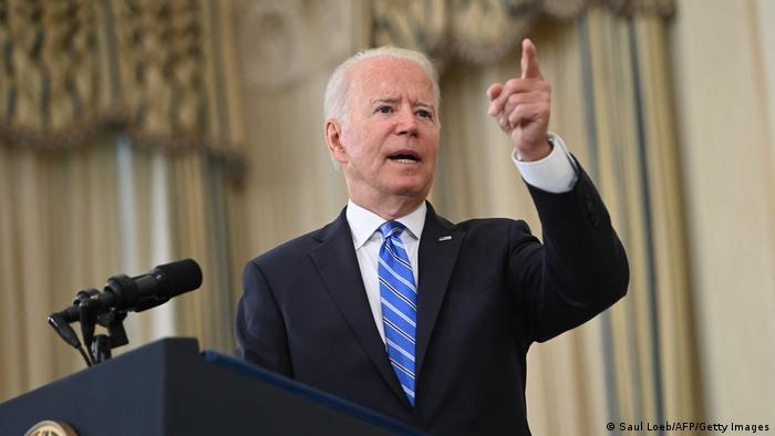 USA Washington   Präsident   Joe Biden