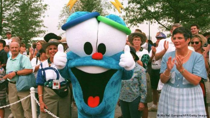 Atlanta Olympics: Eazy is the first Olympic mascot that does not symbolize any national animal