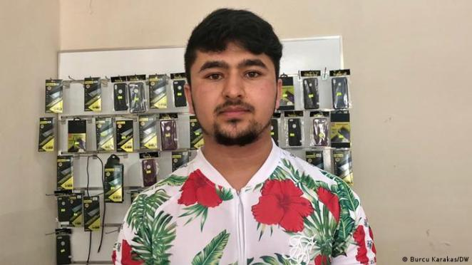 Ahmed Ferhad Zeytinburnu'nda yaşıyor
