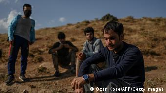 Μετανάστες από το Αφγανιστάν κοντά στα τουρκικά σύνορα