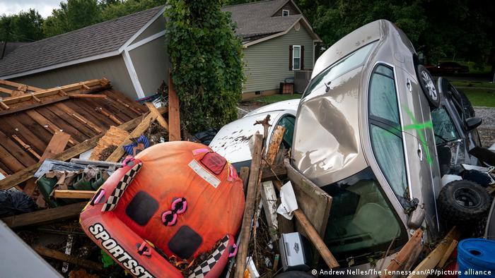 USA | Überflutungen in Tennessee