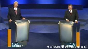 Σρέντερ και Στόιμπερ το 2002