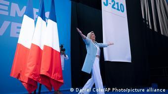 Γαλλία   Μαρίν Λεπέν  προεδρικές εκλογές