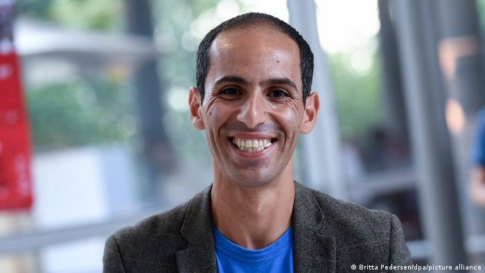 Candidate for the Bundestag for the Left Party Ali al-Daylami