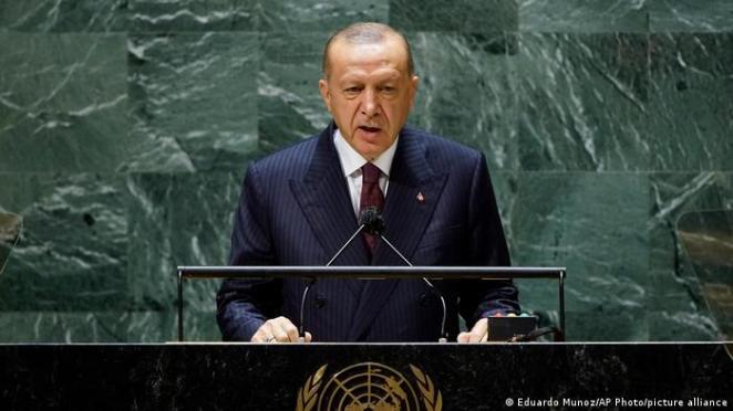 UN Vollversammlung in New York | Recep Tayyip Erdogan