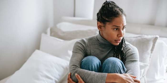 sexual frustration depression