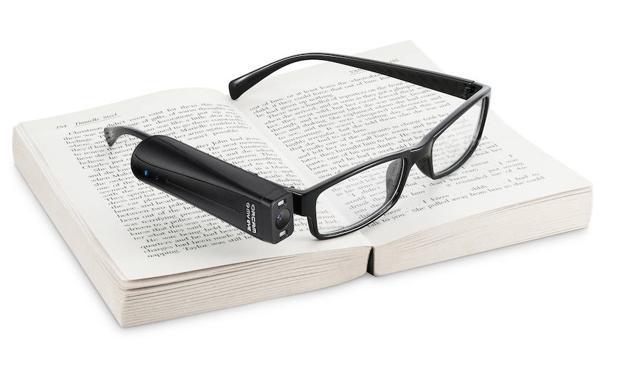 El dispositivo se ajusta a cualquier tipo de gafa.
