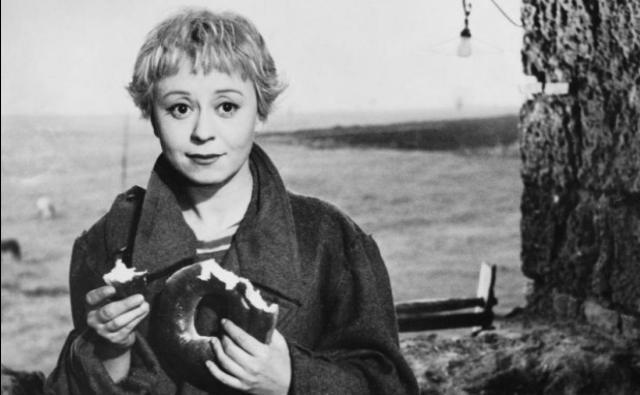 Giuletta Masina, la Chaplin femenina | El Correo