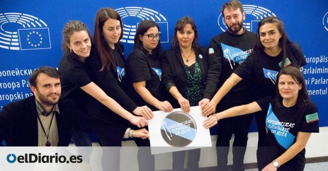 La lucha de la enfermería eventual de la sanidad gallega llega al Parlamento Europeo