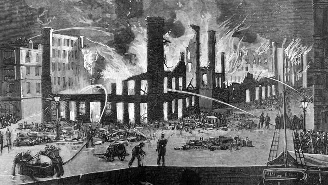 Santander, ciudad de incendios | El Diario Montañes