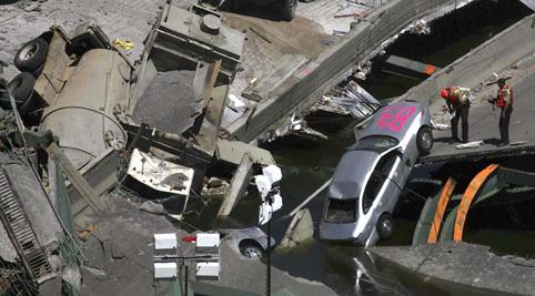 Normal Accidents I 35w Bridge Minneapolis Minnesota