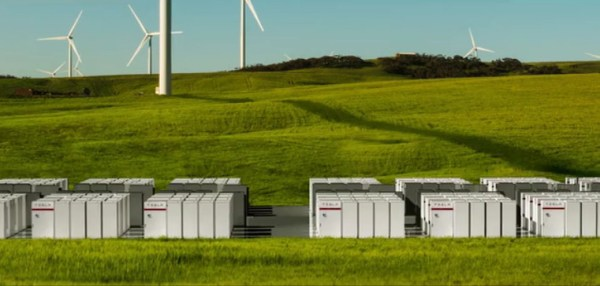World's largest Li-ion battery forms in Australia