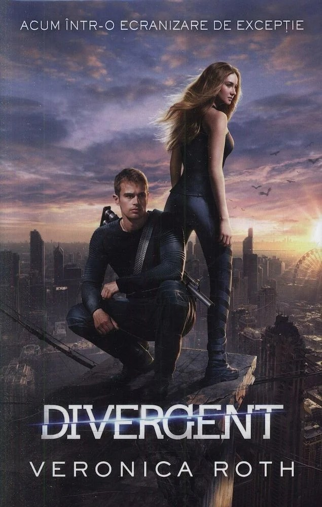 Veronica Roth - Divergent, Vol. 1 -