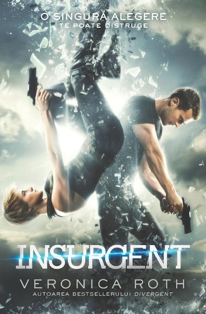 Veronica Roth - Divergent. Insurgent, Vol. 2 -
