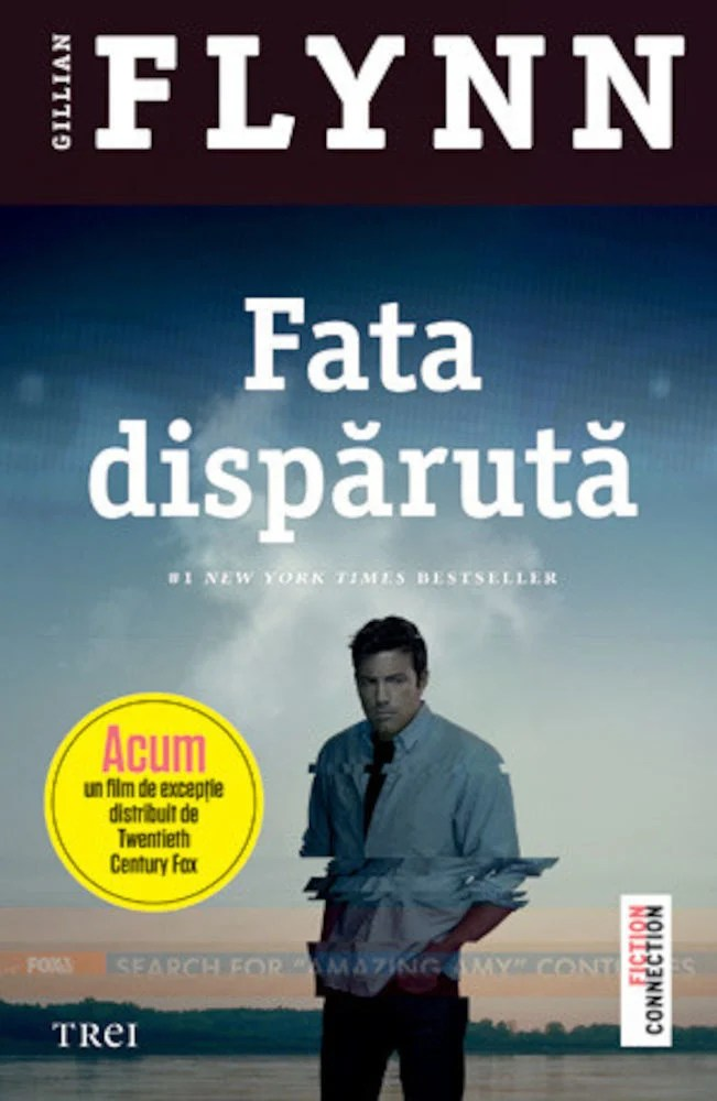 Gillian Flynn - Fata disparuta -