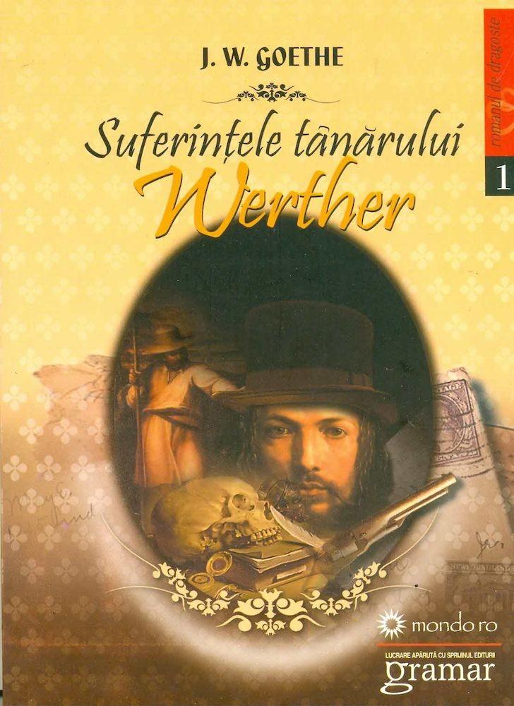 Imagini pentru Suferinţele tânărului Werther