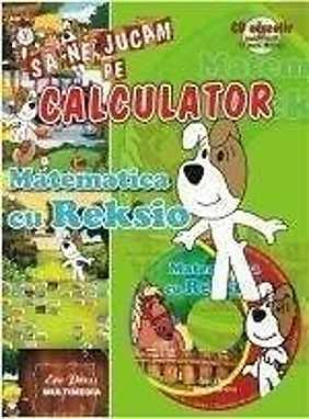 Reksio si matematica cu CD -