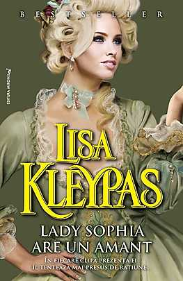Lady Sophia are un amant - Lisa Kleypas