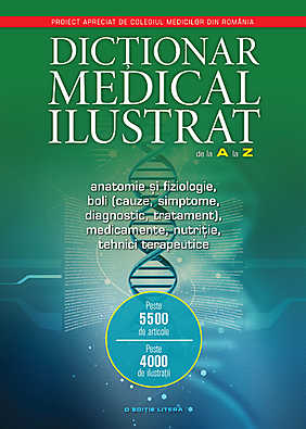 Dictionar medical ilustrat de la A la Z -
