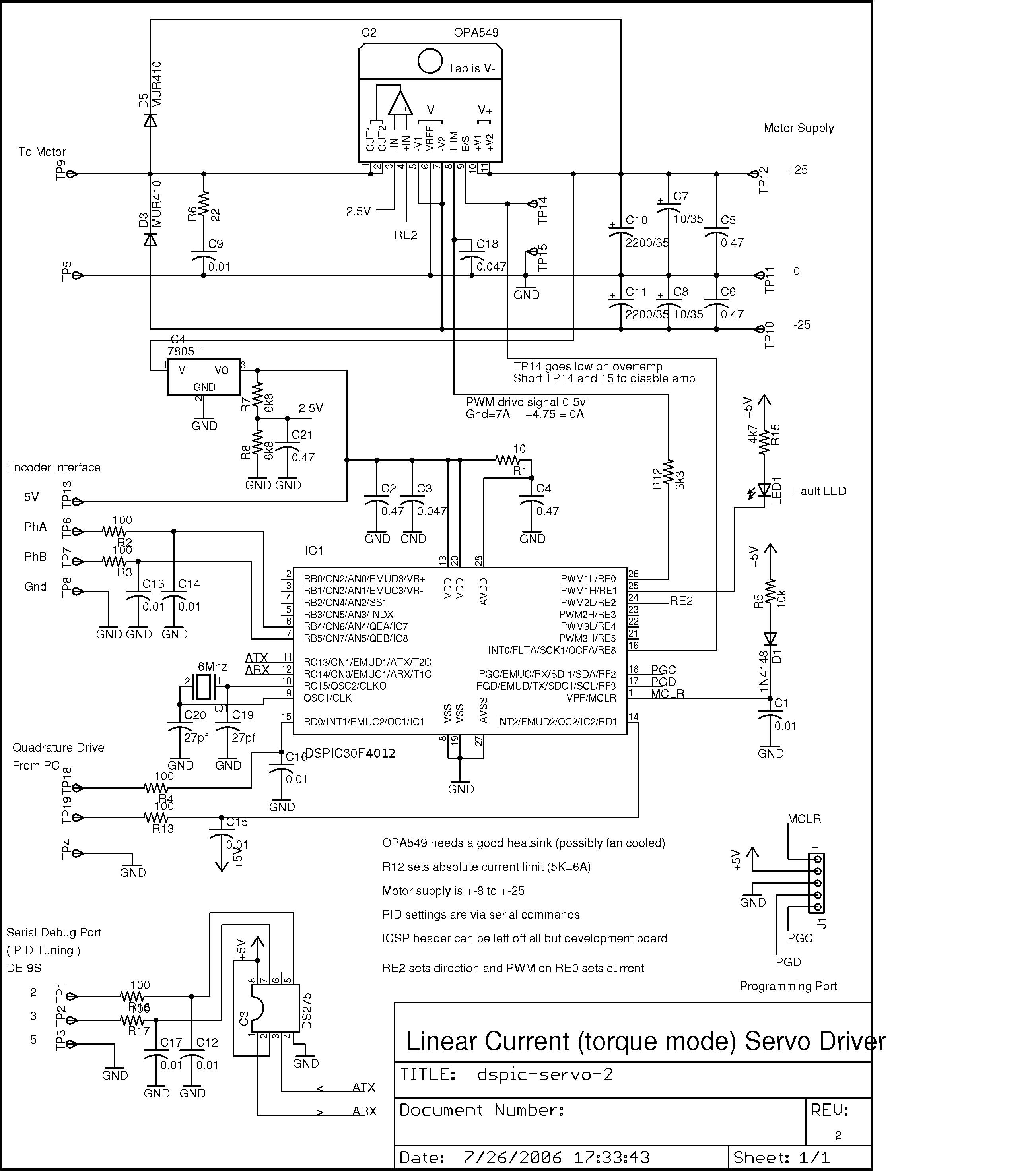 Modyfikacja Sterownika Silnika Z Pwm