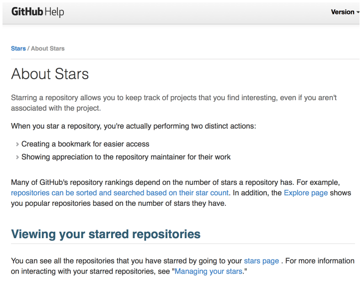 Is popularity based on GitHub stars?