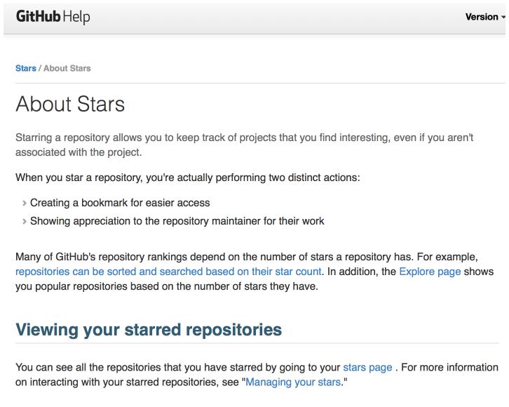 Is popularity based on GitHub stars?