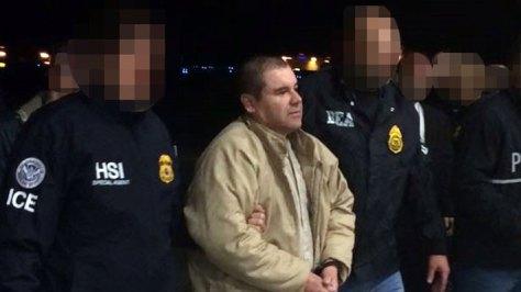 Resultado de imagen para Declaran culpable a 'El Chapo' Guzmán en EU