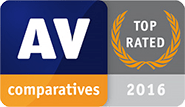 AV Comparatives - Top rated 2016