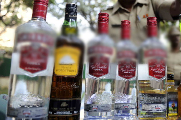2 arrested, 391 cartons of foreign liquor seized in Bihar