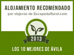 La Casona de Collado, alojamiento rural recomendado en Ávila (Hoyos del Collado)
