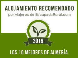 Casas Eva Rodalquilar, alojamiento rural recomendado en Almería (Rodalquilar)