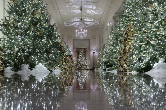 Цьогоріч різдвяна ялинка в Білому домі  з українським контекстом