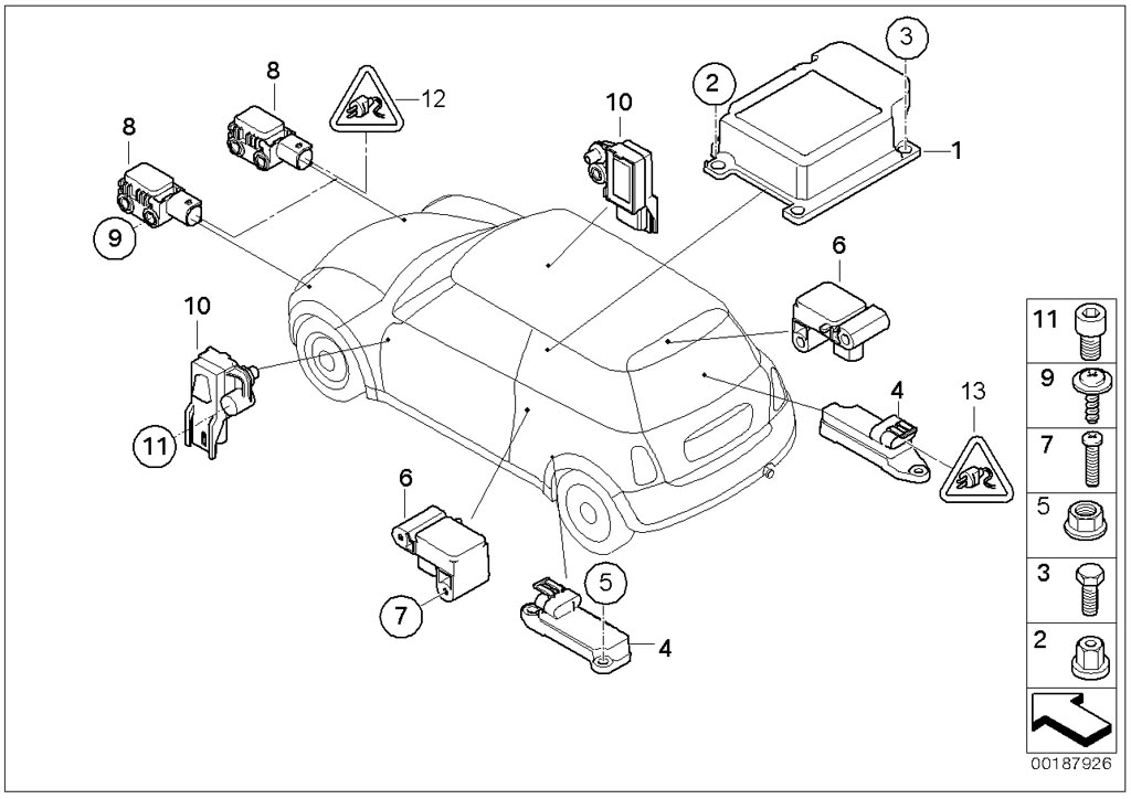 Diagram 2003 Mini Cooper S Wiring Diagram
